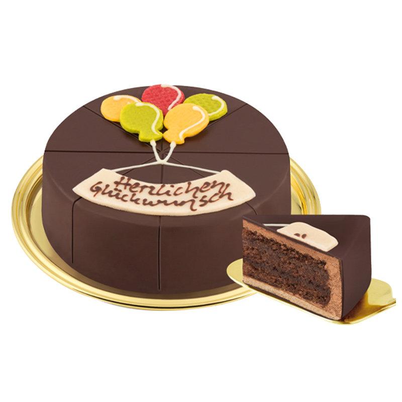 Congratulations Choco Cake