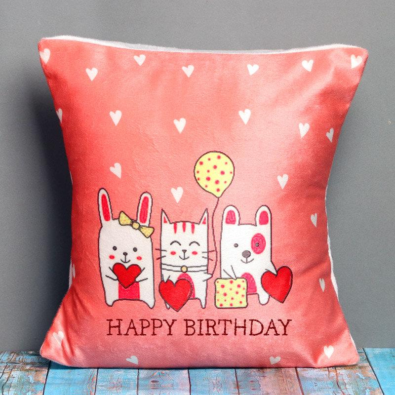 Cushion for Birthday