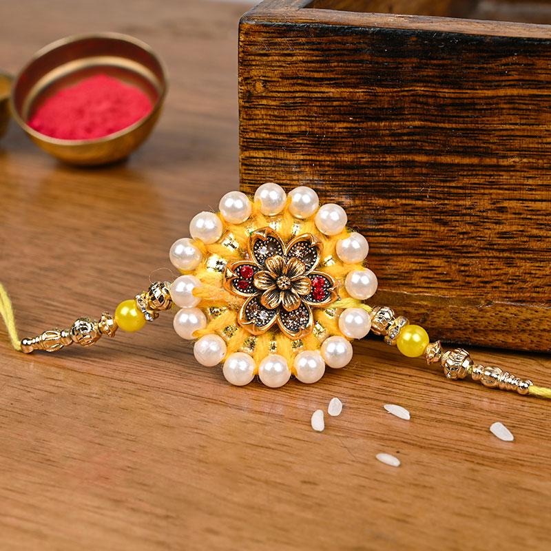 Send One Designer Rakhi Online