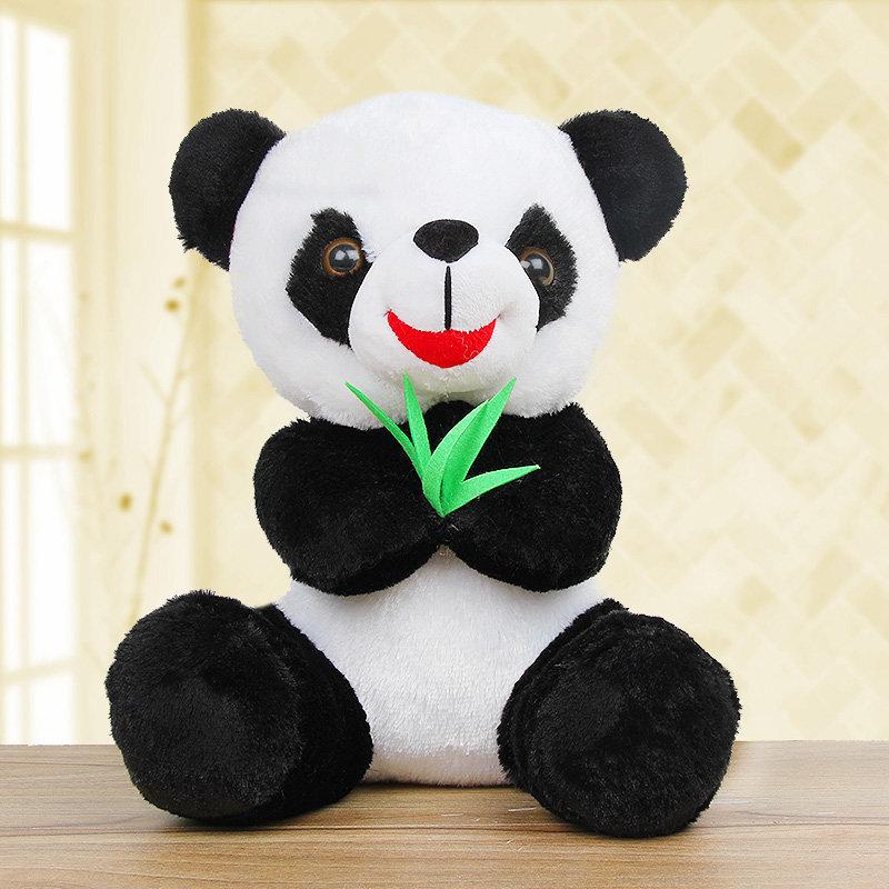 A panda teddy