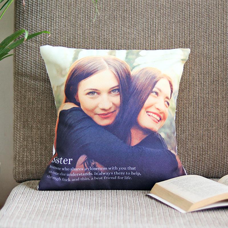 Cushion For Sister Dearest