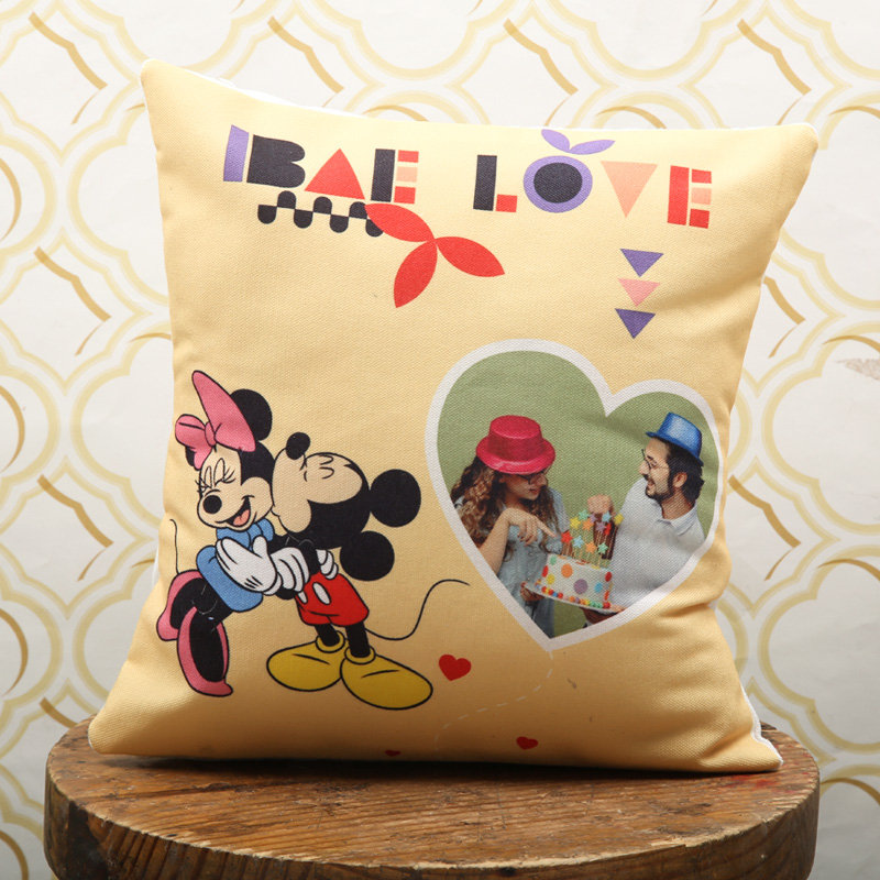 Custom Bae Love Cushion