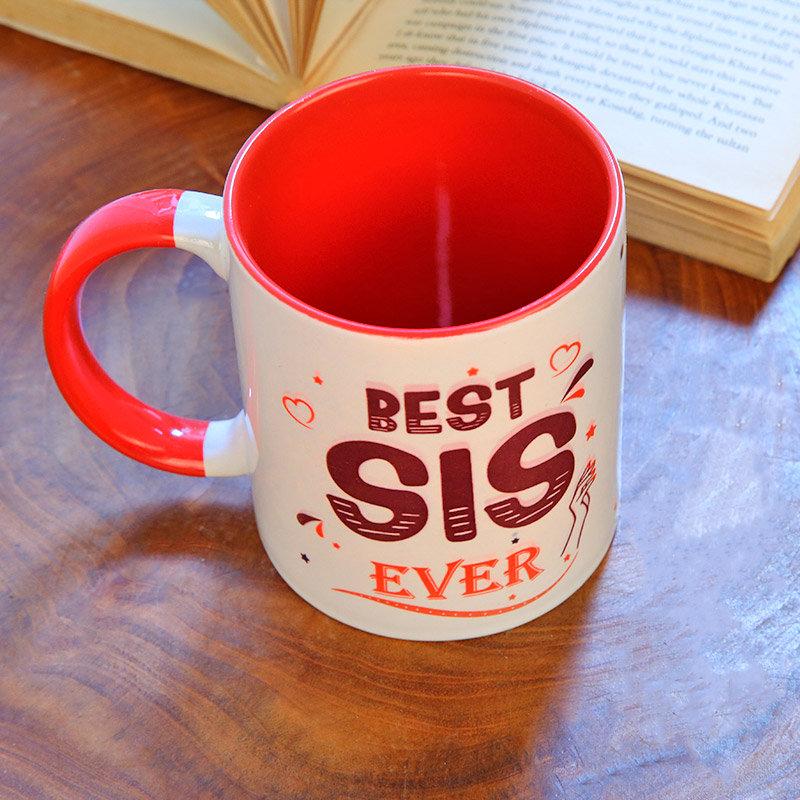 Custom Best Sis Mug