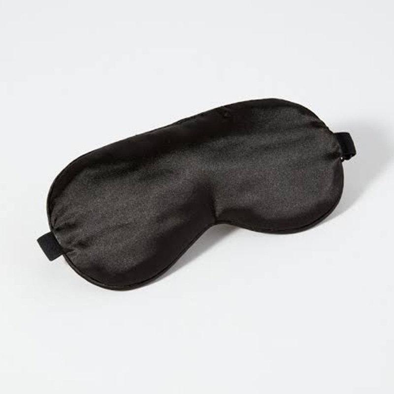 Custom Black Eye Mask