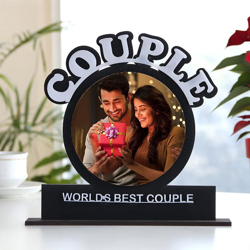 Custom Couple Showpiece