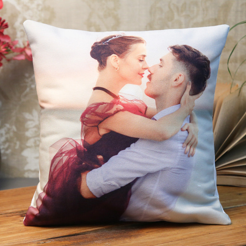 Custom Cushion Of Love