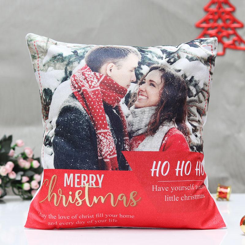 Custom Cushion for Christmas