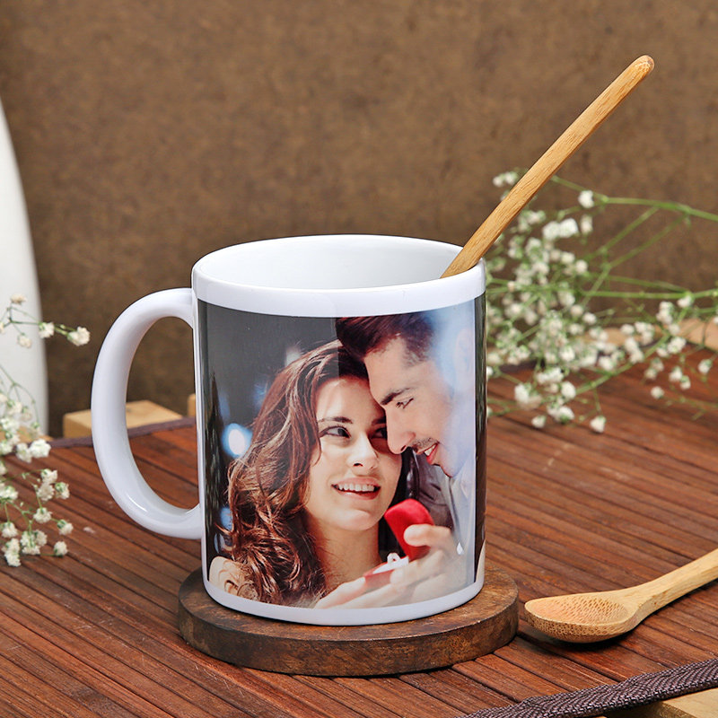 Custom Made Mug Of Love