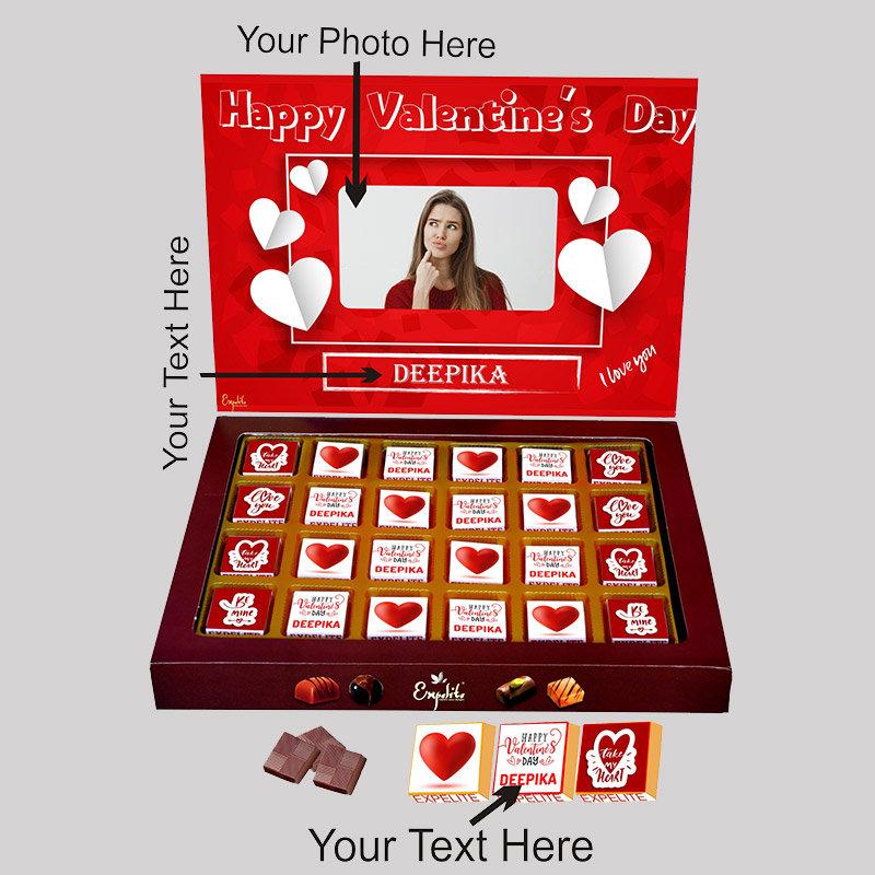 Custom Made Valentine Box