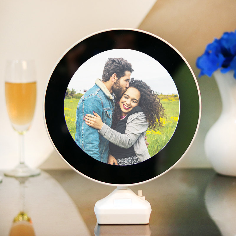 Valentines Custom Magic Mirror Gift