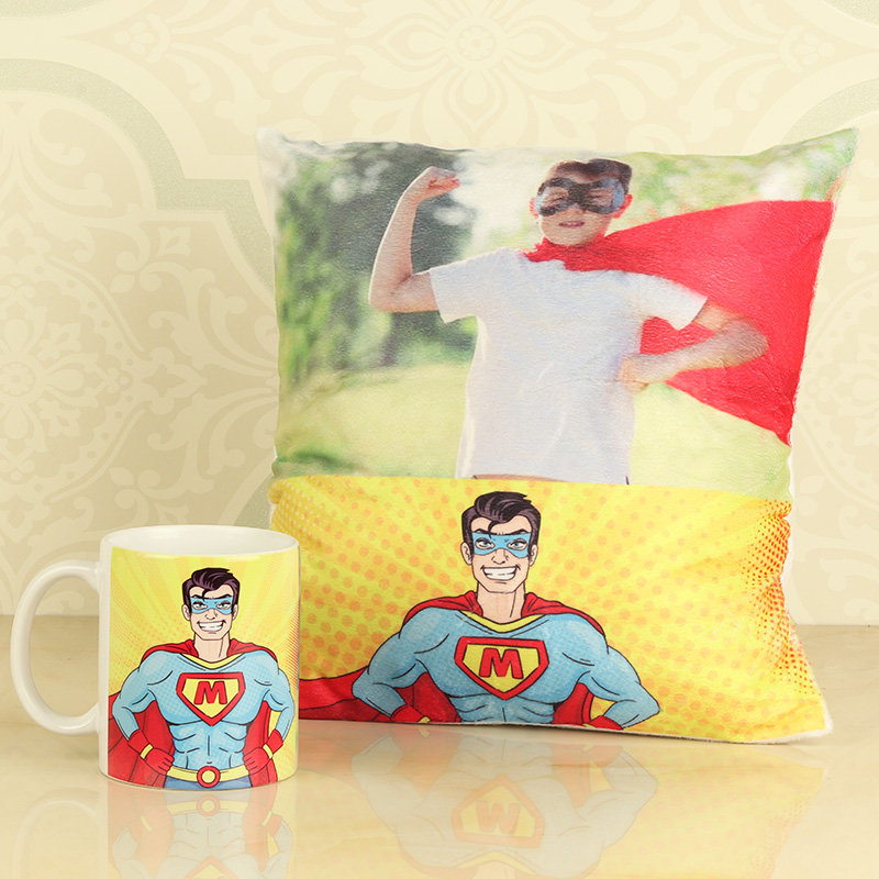 Custom Superman Combo