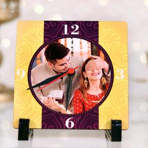 Custom Table Clock