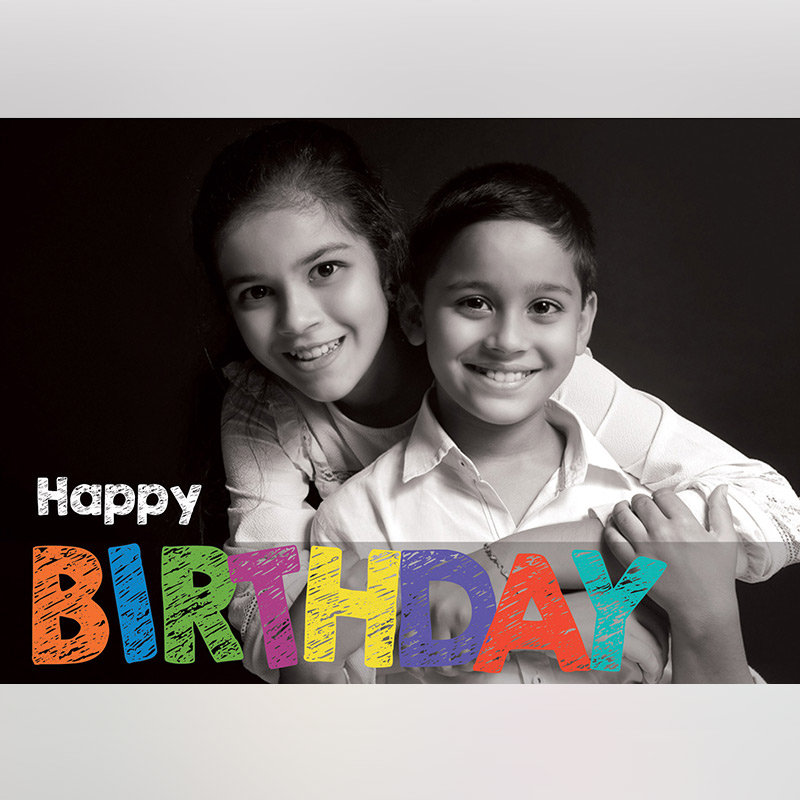 Customised E-Cards For Birthday