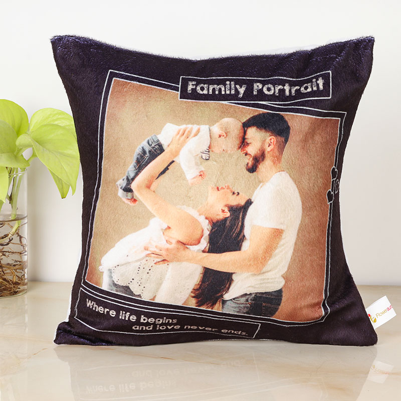 Personalized Fathers Day Cushion