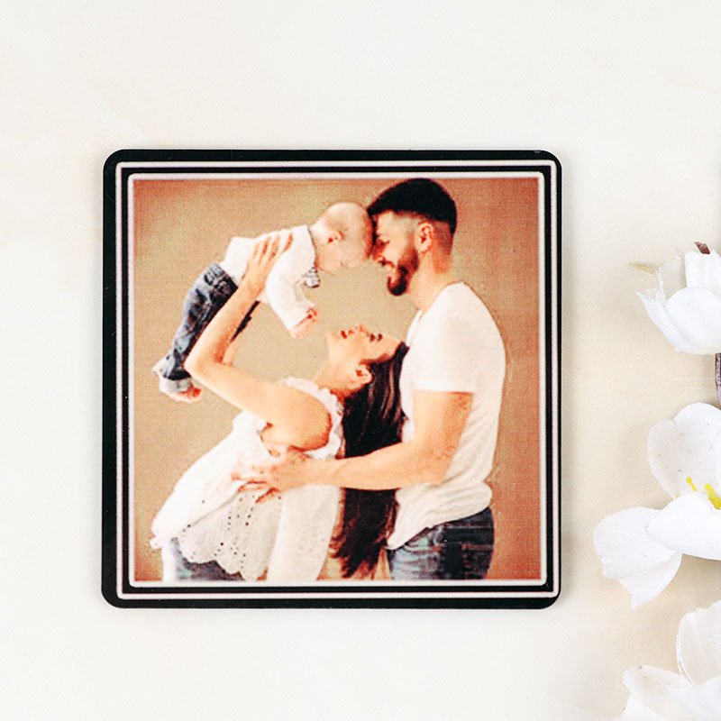 Personalized Fathers Day Gift - Coaster