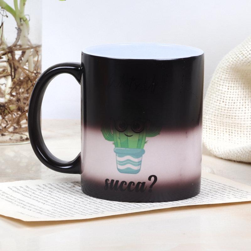 Customised Magic Coffee Mug