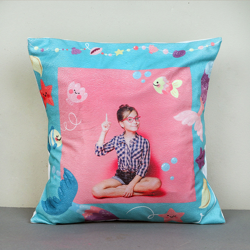 Cute Comfy Combo - Personalised Cushion