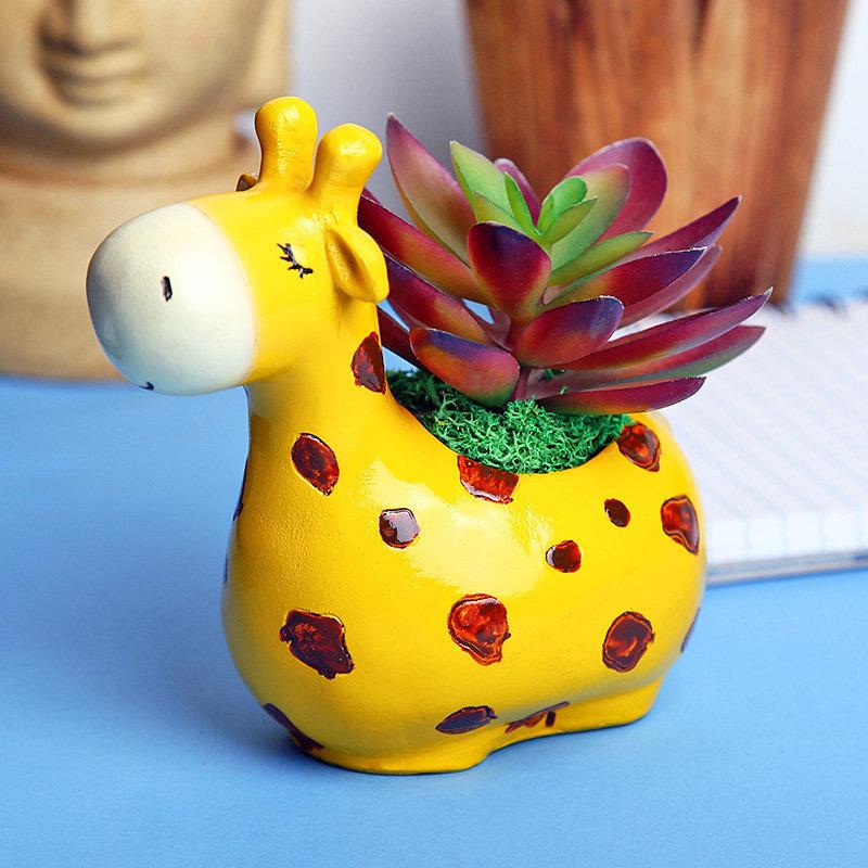 Cute Giraffe Vase
