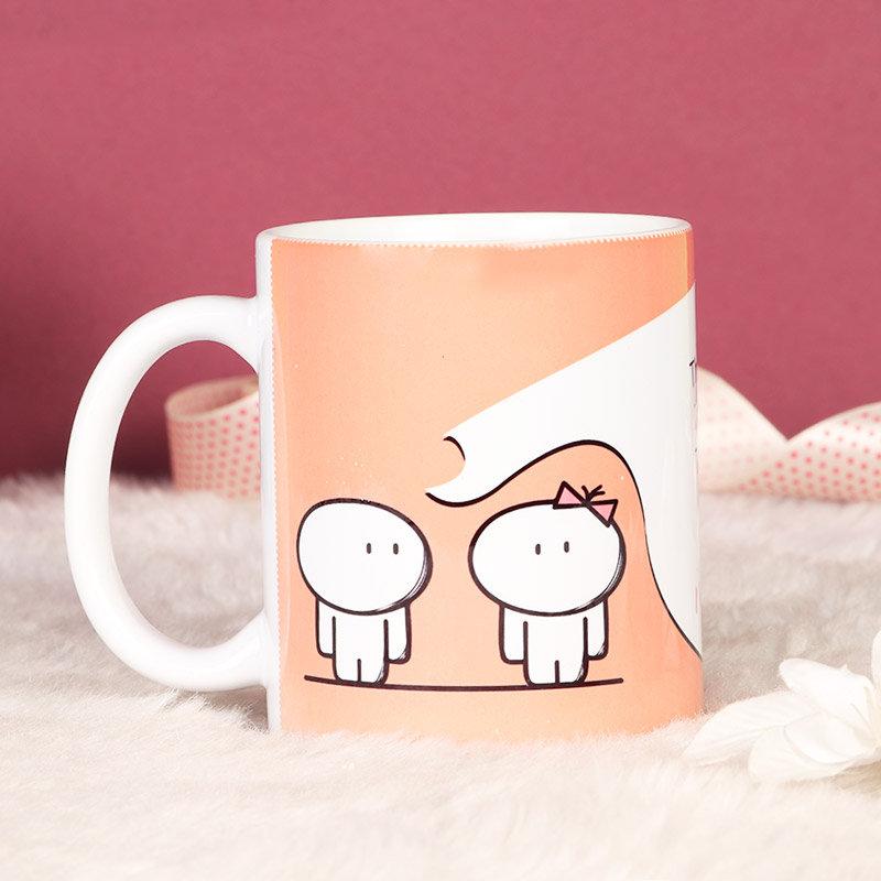 Cute Mug For Valentine