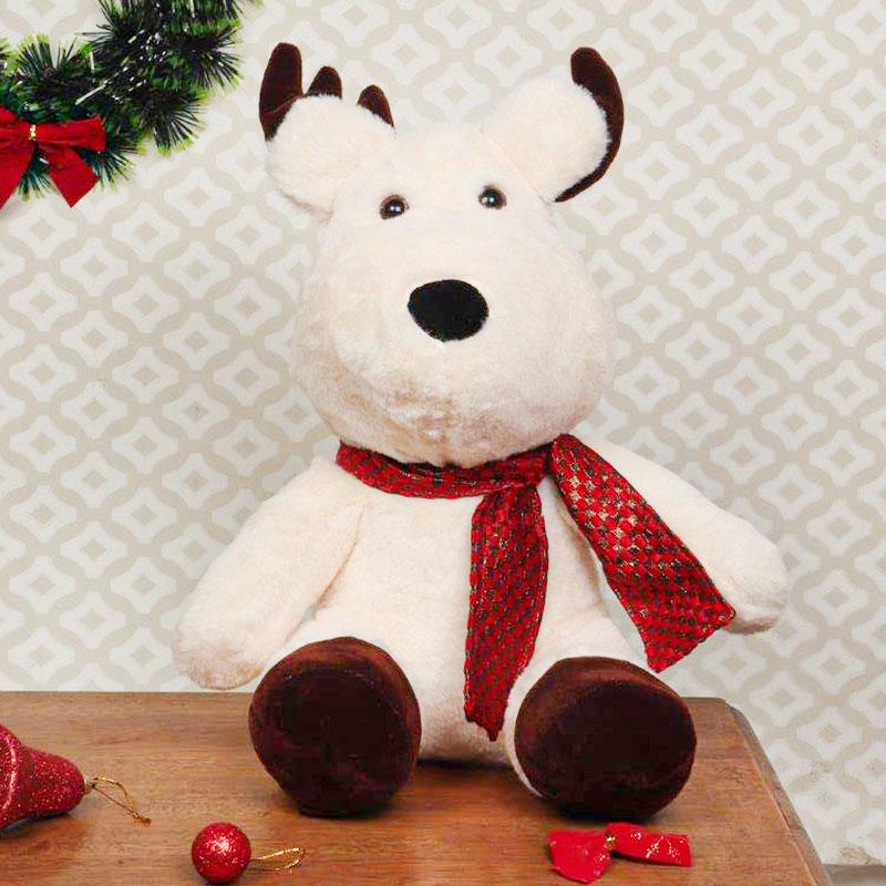 Cutesy Reindeer Soft Toy