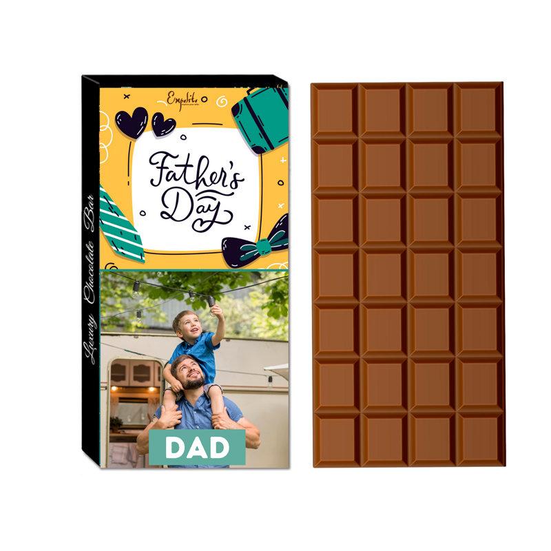 Dad Custom Choco Box