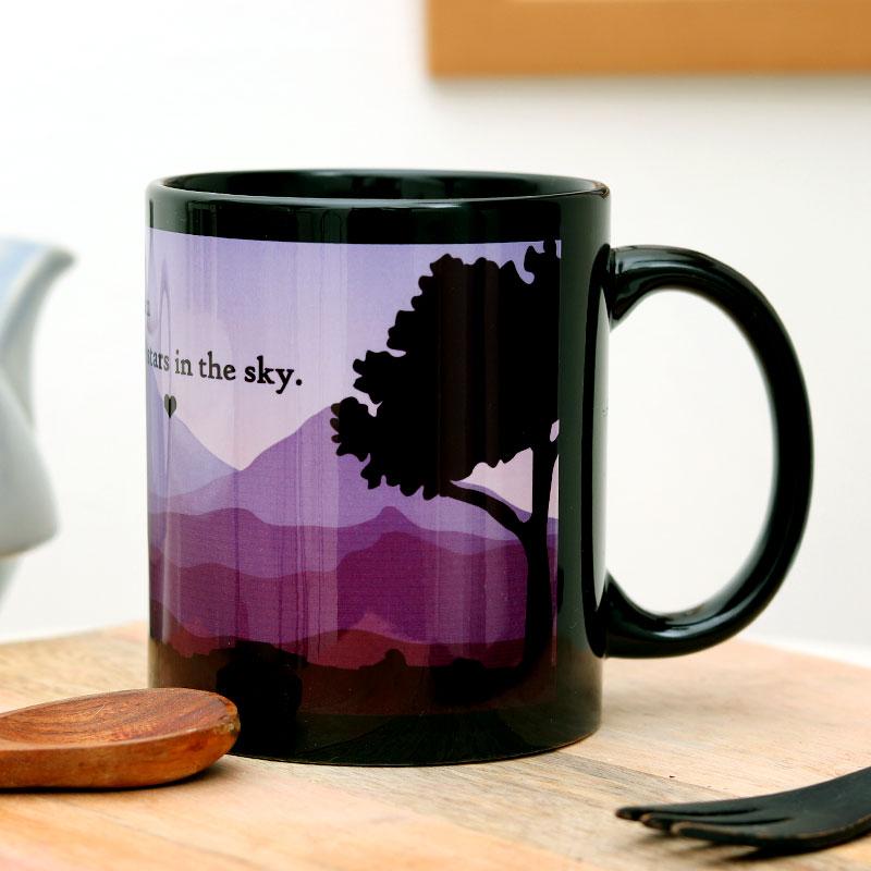 Personalized Fathers Day Mug