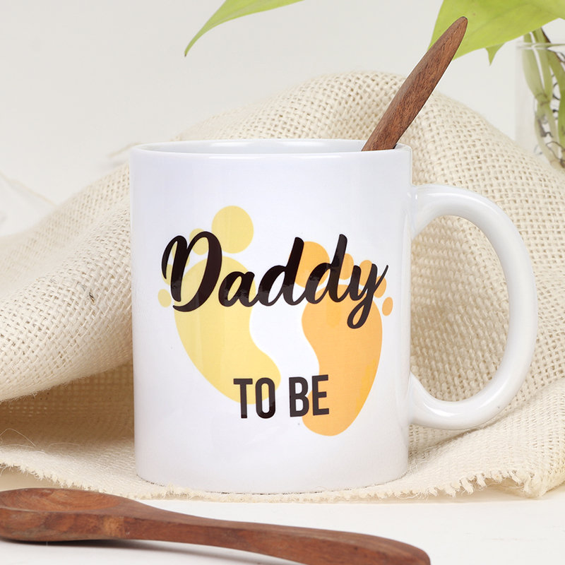 Special Daddy To Be Mug For Father's Day