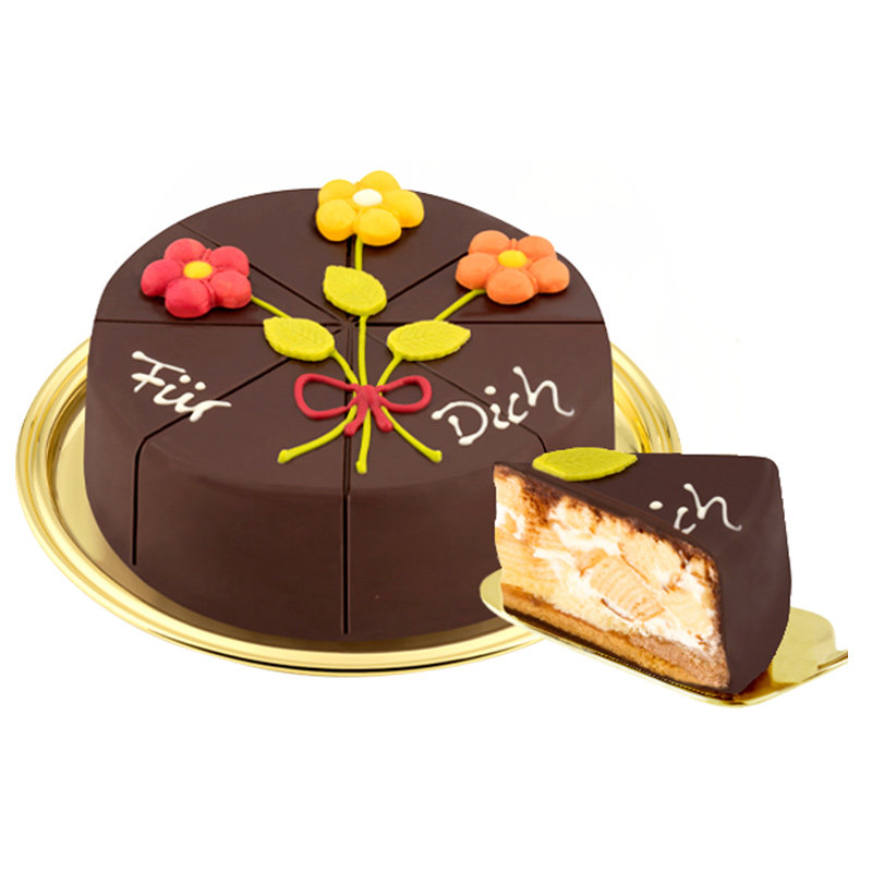 Dark Choco N Coffee Cake