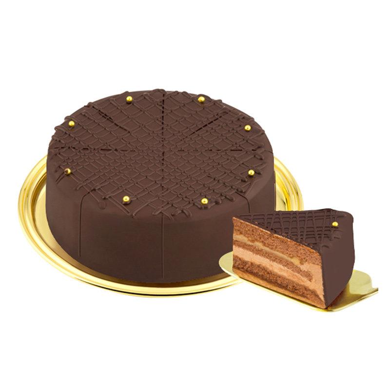 Dark Viennese Cake