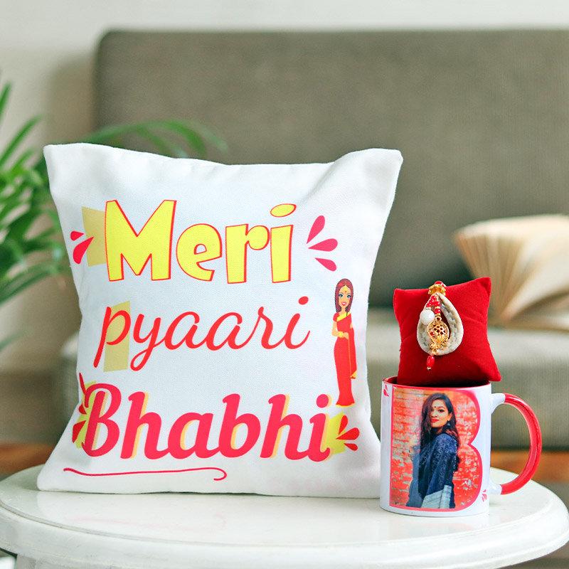 Darling Bhabhi Rakhi Kit