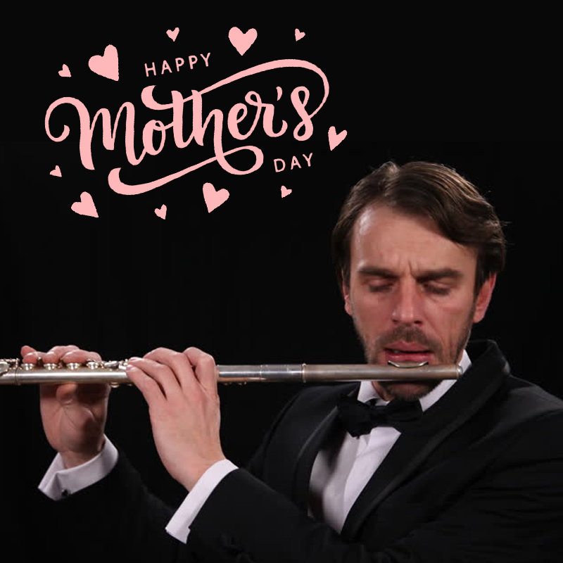 Flute Song for Mothers Day