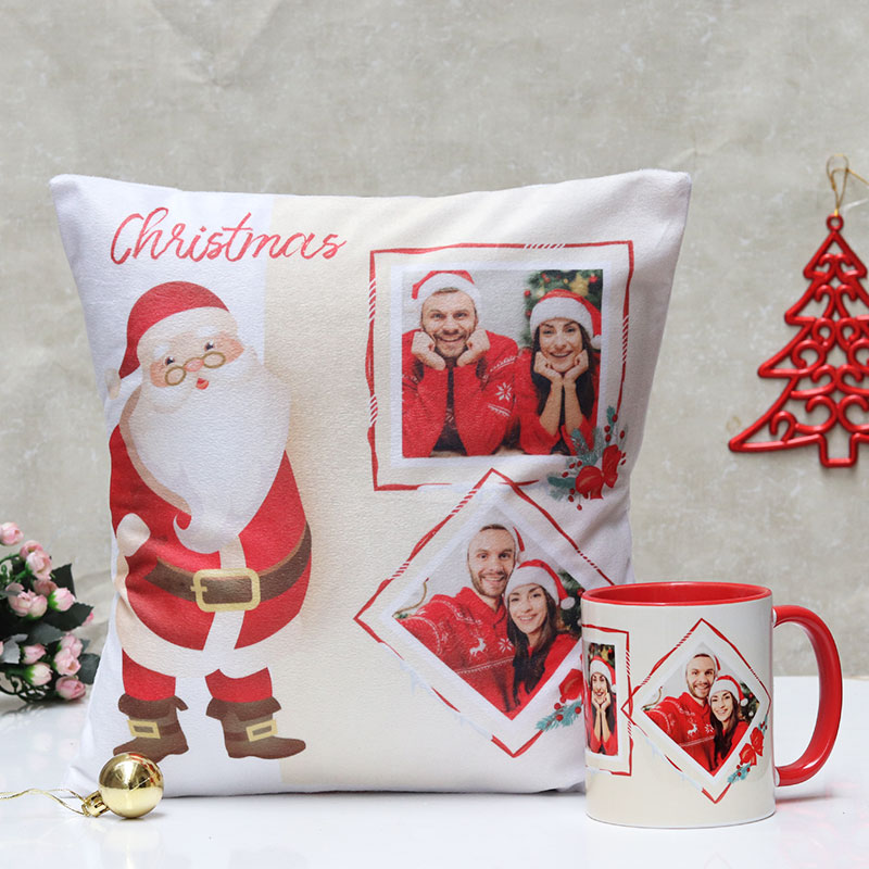 Christmas Themed Personalised Gift Combo
