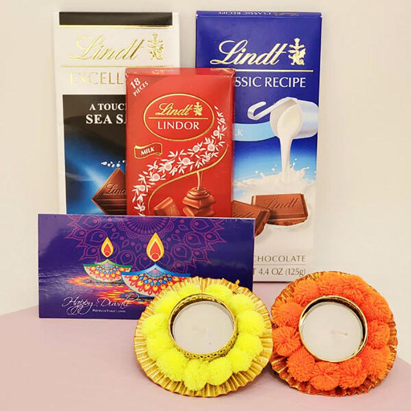 Deepawali Gift Pack With Lights