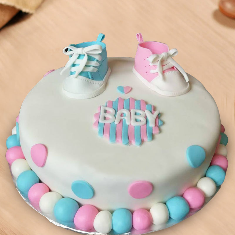 Theme Cake for baby Shower