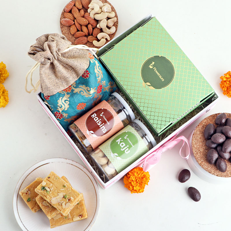 Dry Fruits best hampers