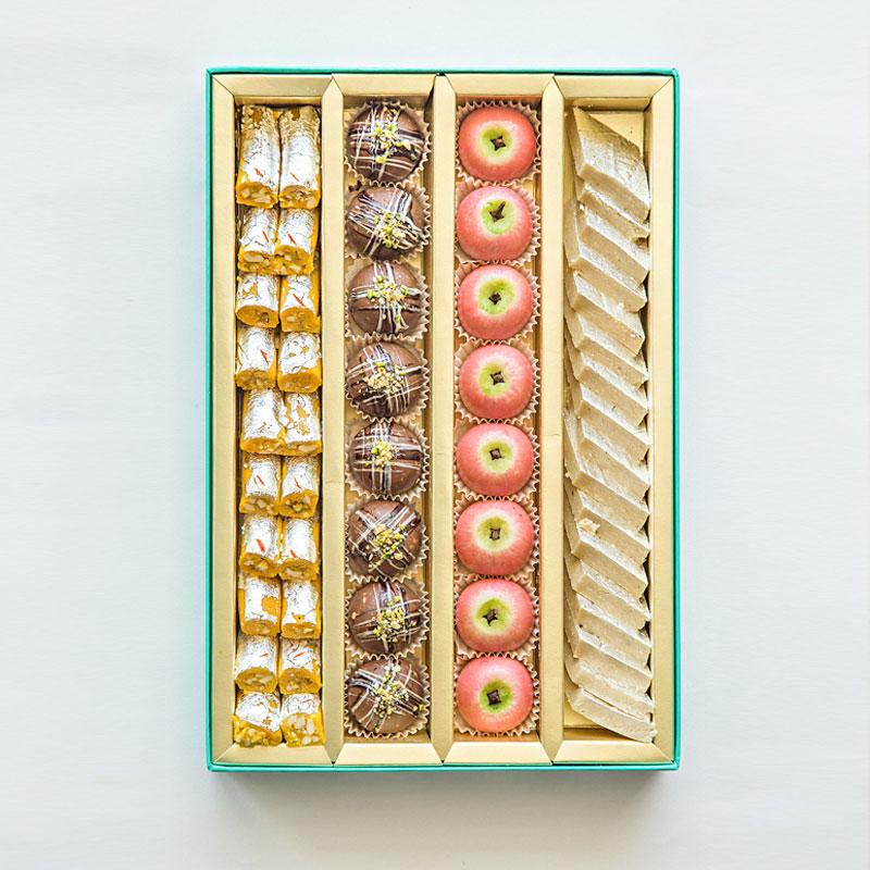 Desi Assorted Sweet Box