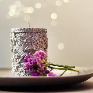 Designer Candle - Diwali Gift