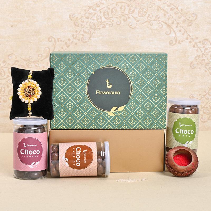 Designer FA Signature Box - One Designer Rakhi