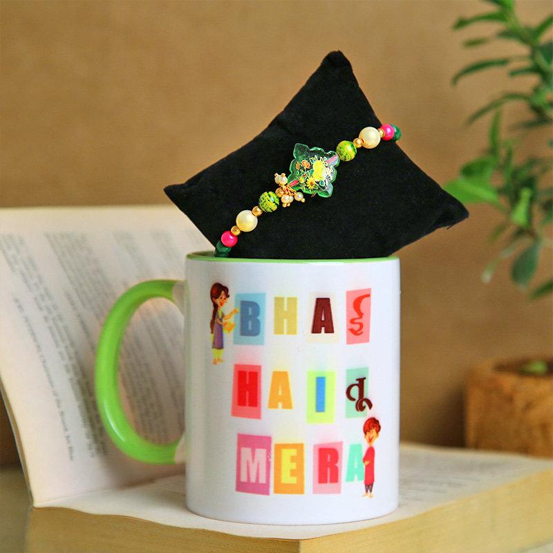 Mug Combo Rakhi Online in India
