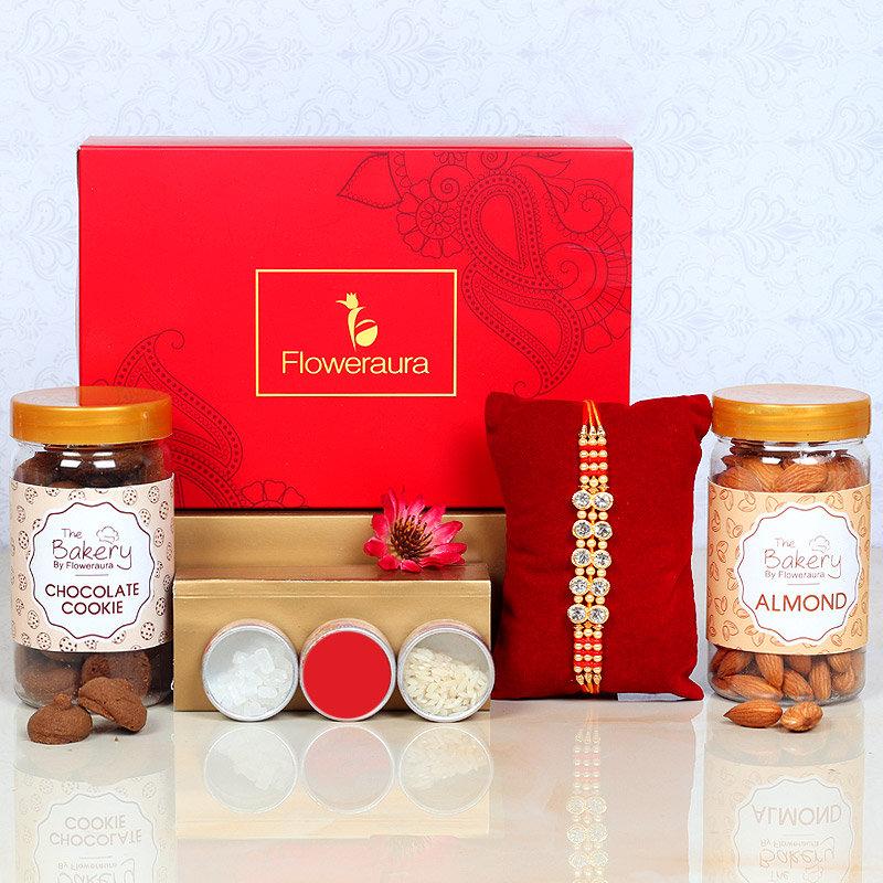Designer Rakhi Signature Box