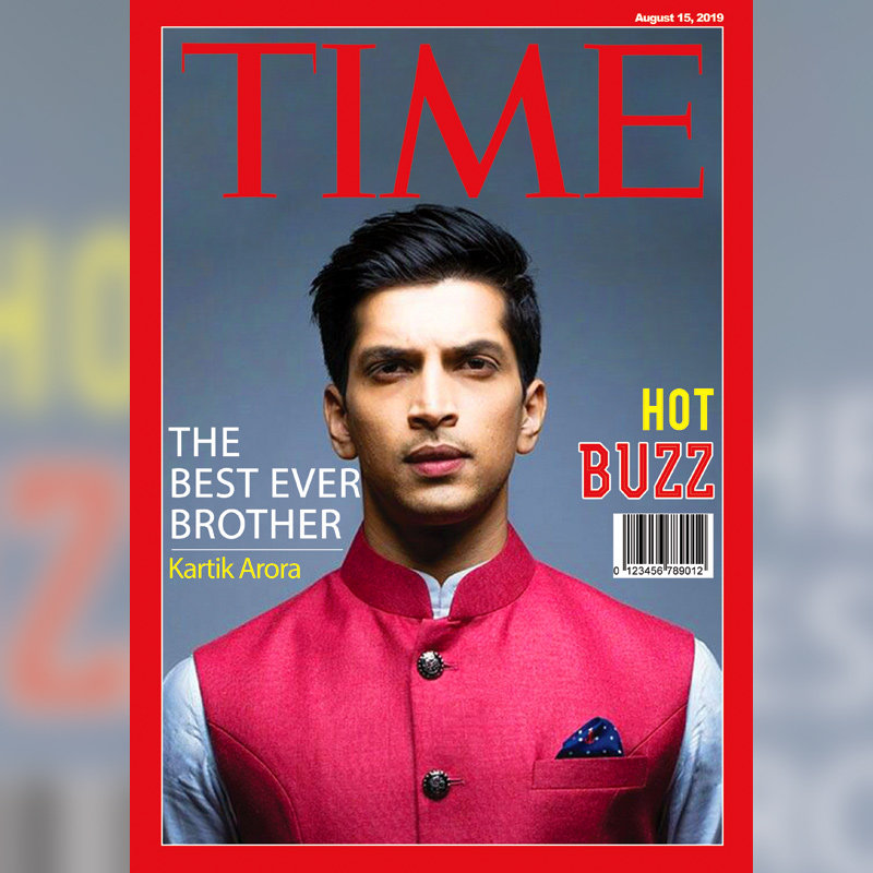 Personalised Digital Magazine for Brother