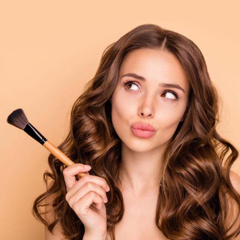 Digital Makeup Session