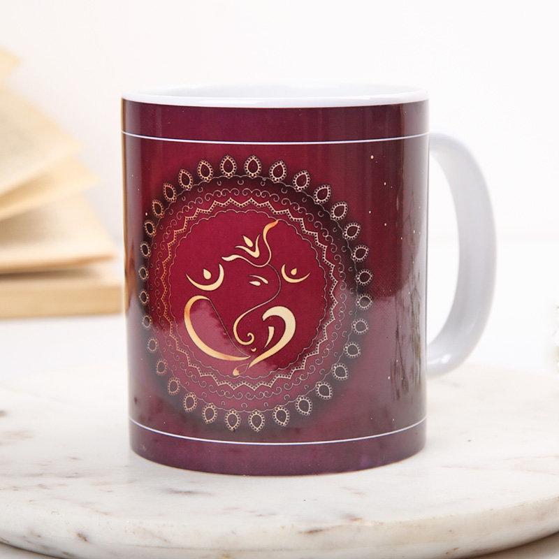 Divine Ganpati Mug