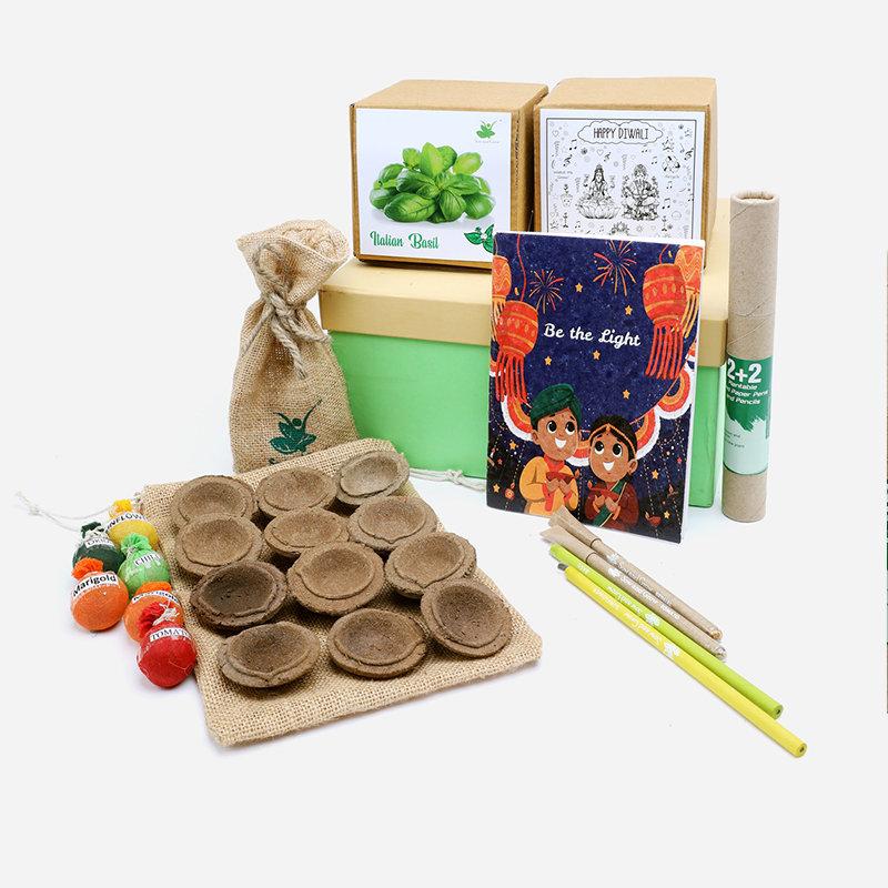 Diwali Plantable Kit