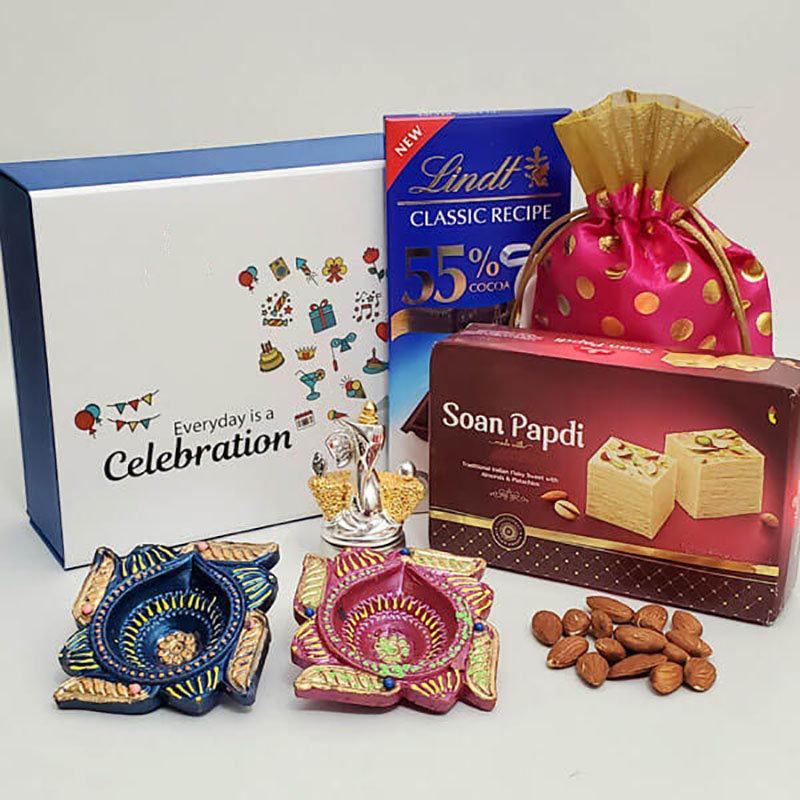 Diwali Sweet Celebrations Combo