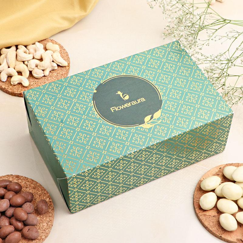 Order Online Diwali Sweet & Nut Treat
