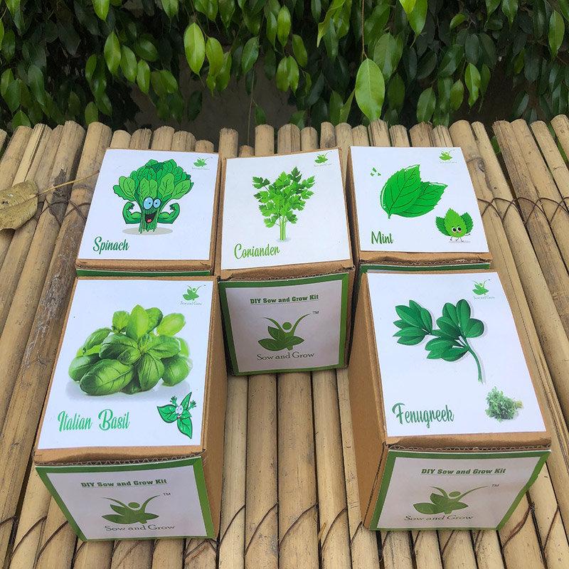 Diy Herbal Kit