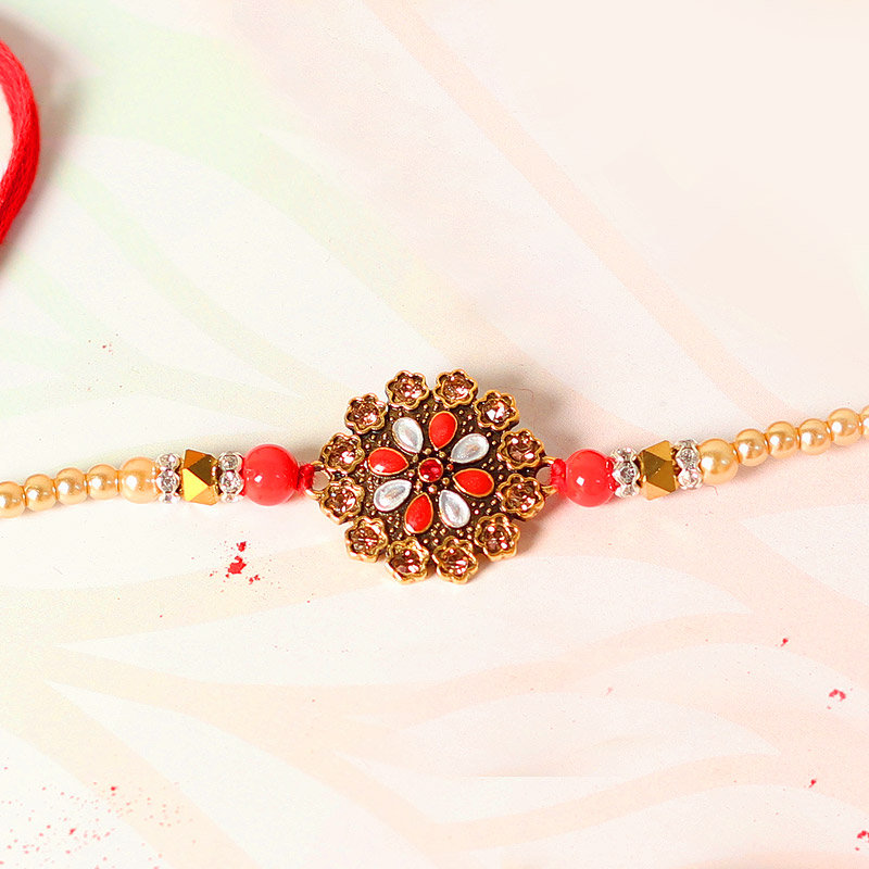 Send Rakhi With Dodha Sweets to Your Brother