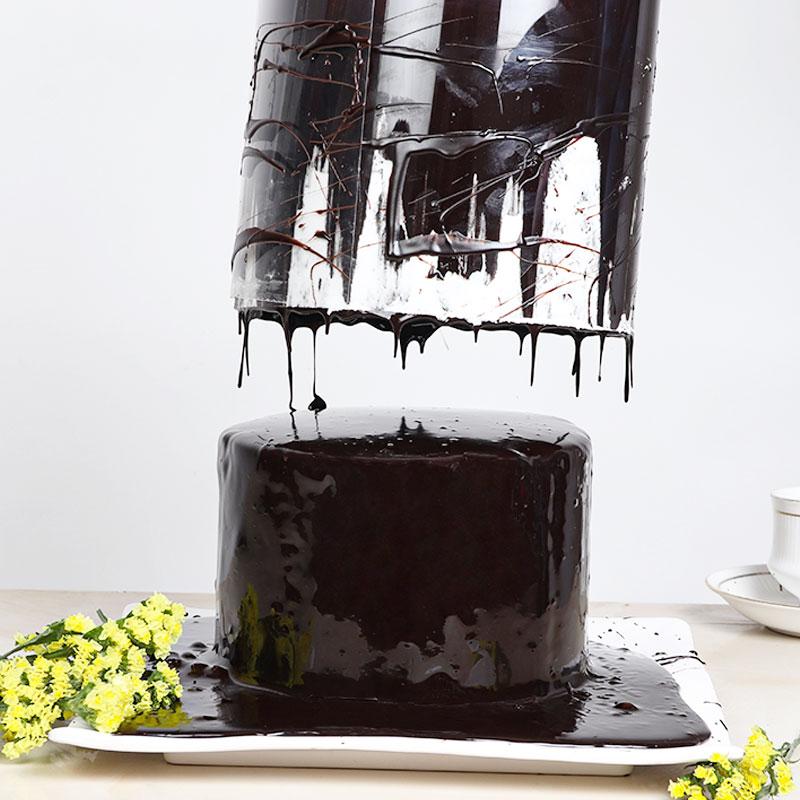 Choco Vanilla Pull Me Up cake