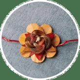 Send Eco Friendly rakhi online to India